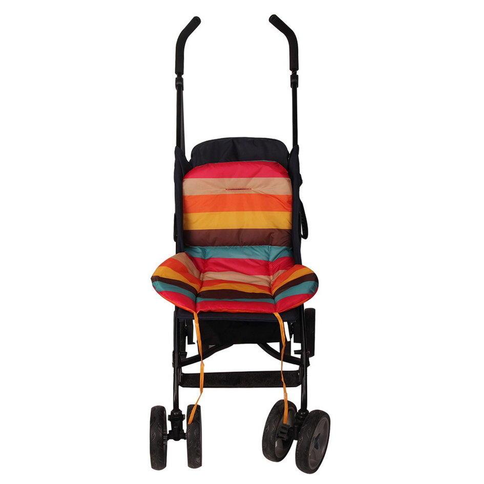 U-Kiss Car Seat Pad Waterproof Padding Pram Rainbow Baby Kids Stroller  Cushion LEMEON-buy at a low prices on Joom e-commerce platform