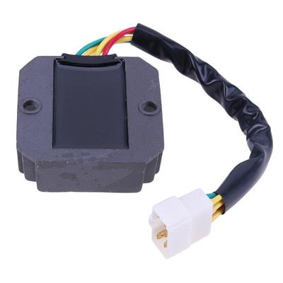 Led Hid Spot Work Driving Light Bar Wiring Loom Harness 12v 40a. Motorcycle Voltage Regulator Rectifier For Suzuki 260cc 300cc Dr650. Wiring. Rectifier 5 Diagram Pin Wiring Regulator Wy125c At Scoala.co