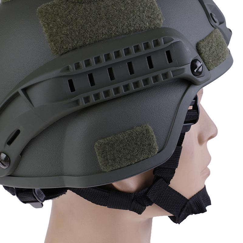 Military Tactical Helmet Outdoor Fast Tactical Army Airsoft Combat RidingHunting