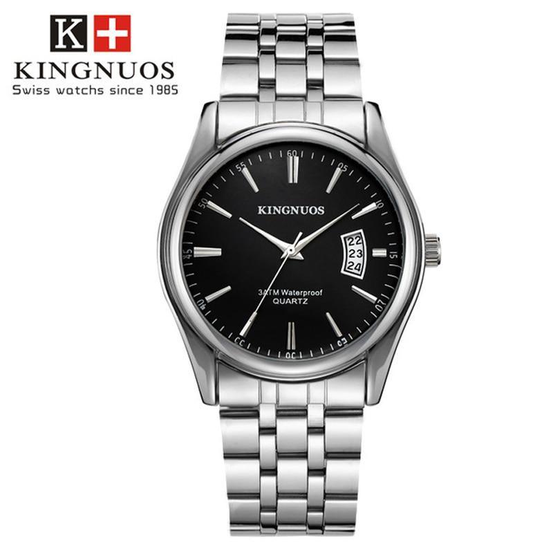 Мужчины Кварц случайных Wristwatch 2020 Top Brand Luxury Смотреть водонепроницаемый Дата Часы