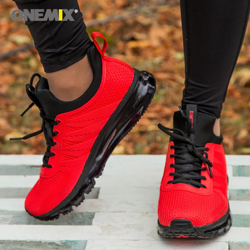 ONEMIX Running Shoes Men Sport Shoes