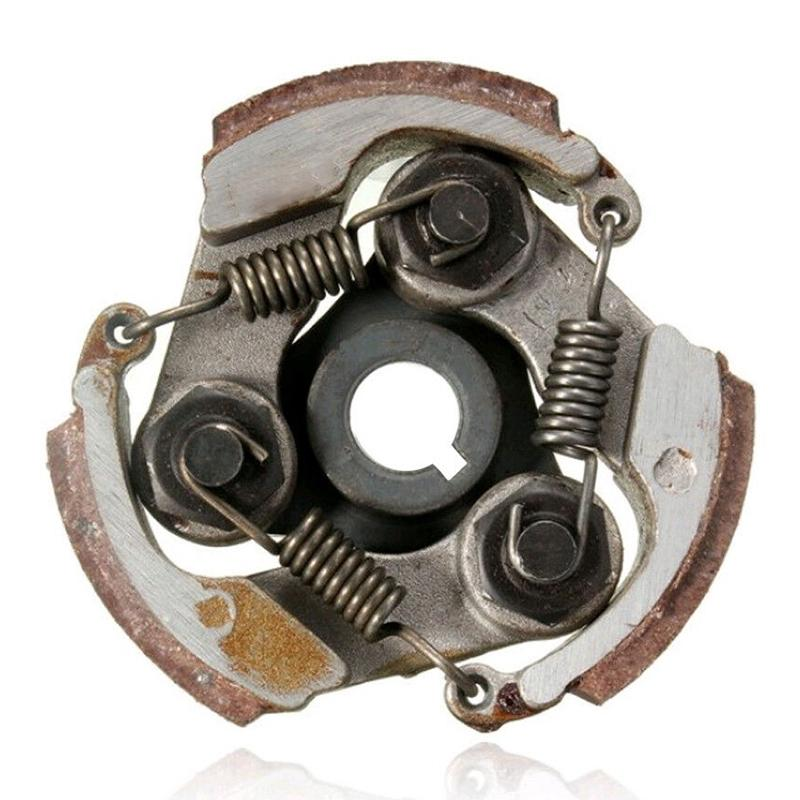 4 Pair Disc Brake Pads 43cc 47cc 49cc Mini Parts 2-Stroke Bicycle Bike Tools New