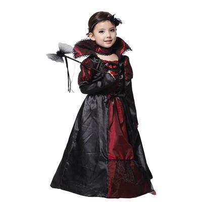 b2b2c370e1 Średniowieczna suknia kostiumowa wampirzyca Bal Przebierańca Halloween  zombie
