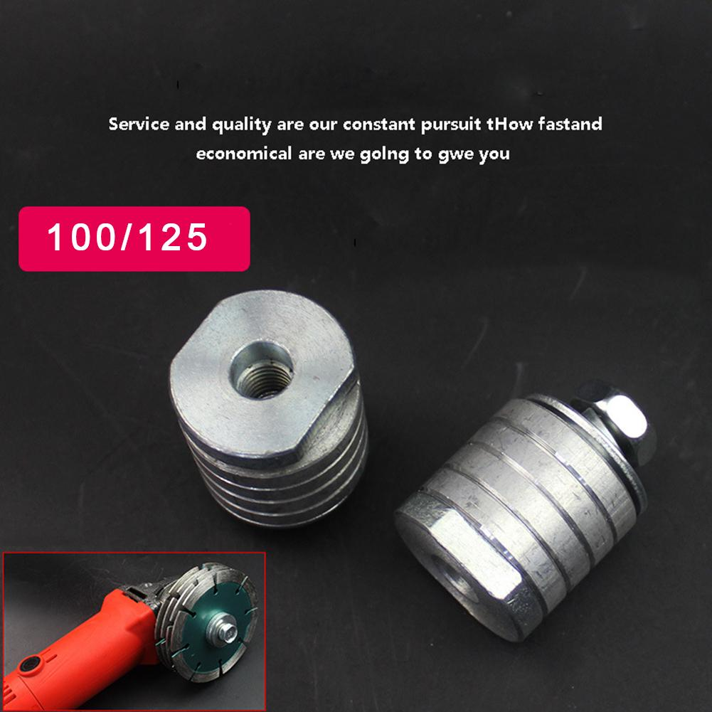 For Most Angle Grinder Quick Locking Metal Flange Nut Inner /& Outer Assembly Set