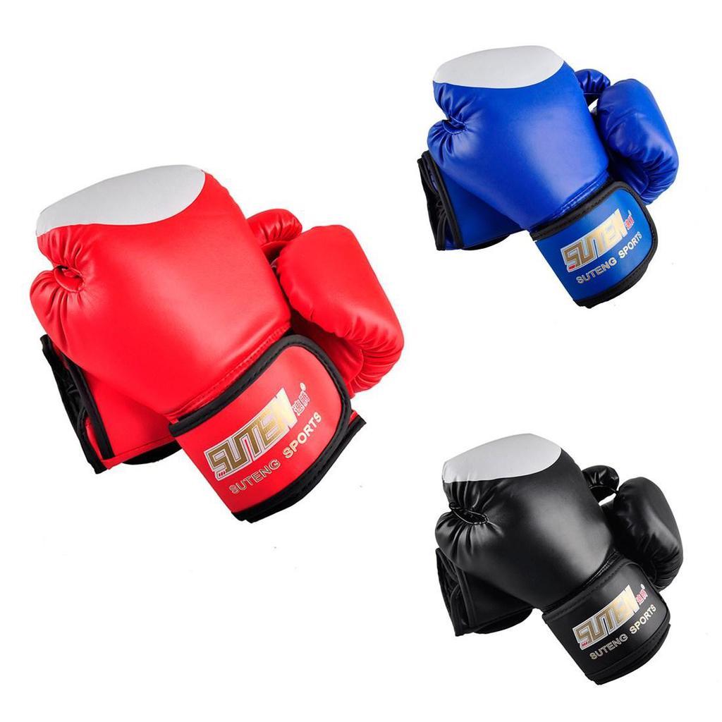 PU casque de boxe tête de garde MMA Muay Thai patte de protection Shin Pads