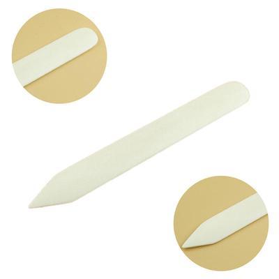 2PCS White Bone Folder Paper Creaser Tool Scoring Folding Creasing Edges DIY