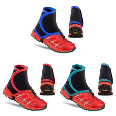 Breathable Outdoor Running Trail Gaiters Protective Sandproof Shoes Covers