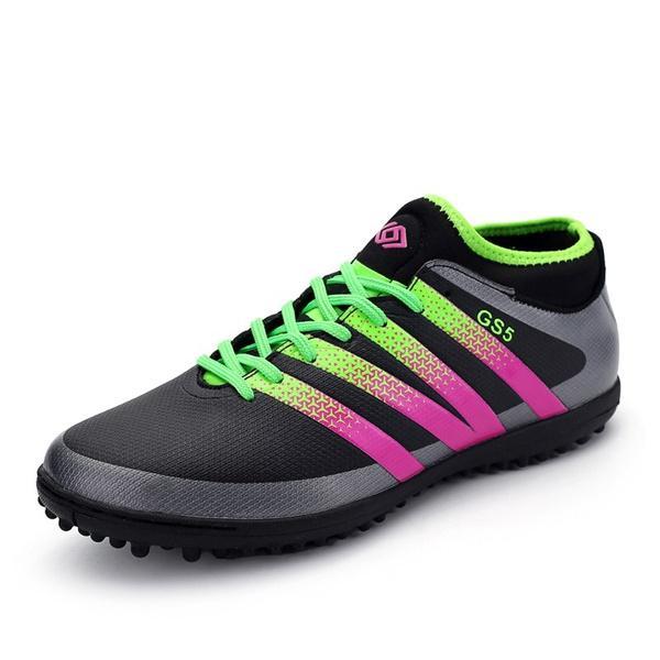 Adultos niños Mens Soccer zapatos TF hombres fútbol botas zapatos fútbol al  aire libre zapatos fútbol - comprar a precios bajos en la tienda en línea  Joom 0658bb77c66e3