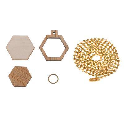 Hexie 1 12 Bamboo Stitchery Frames Kit