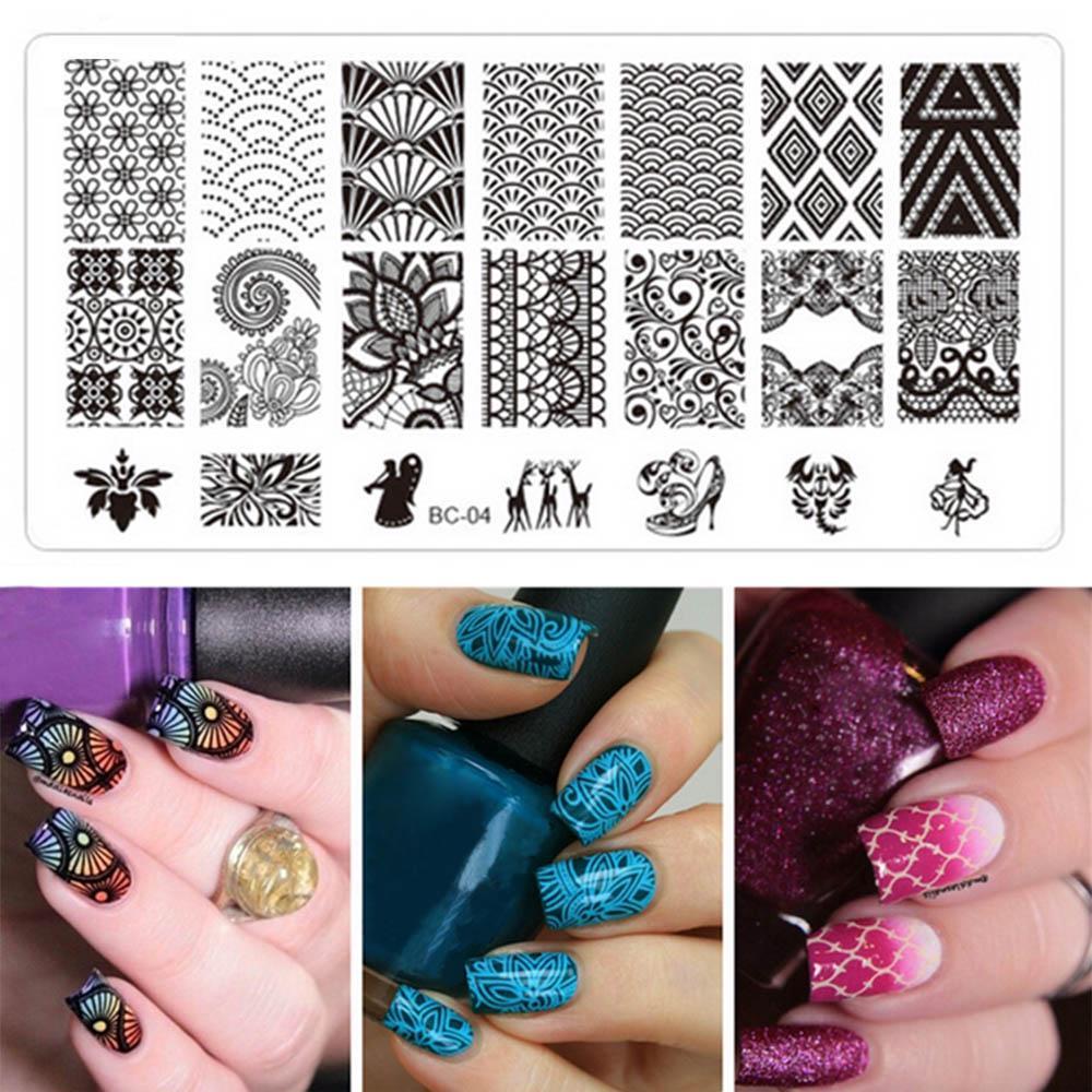 10g sirena brillo brillo uñas polvo de uñas de arte decoración ...