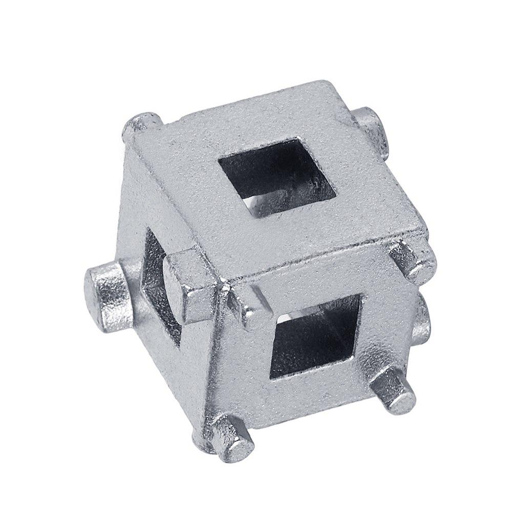 "New Car Vehicle Rear Disc Brake Piston Caliper Wind Back Cube Tool 3//8/"" Durable"