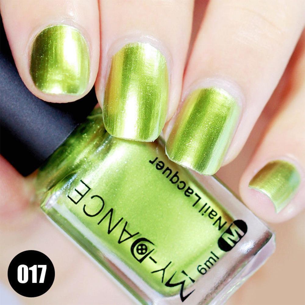 6ml moda metálico Polaco espejo mágico efecto cromo arte de uñas ...
