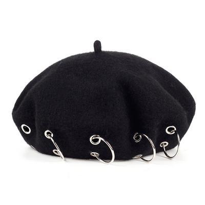 Winter Fashion Beret Hat Woman Cotton Sailor Cap Sports Newsboy Hats