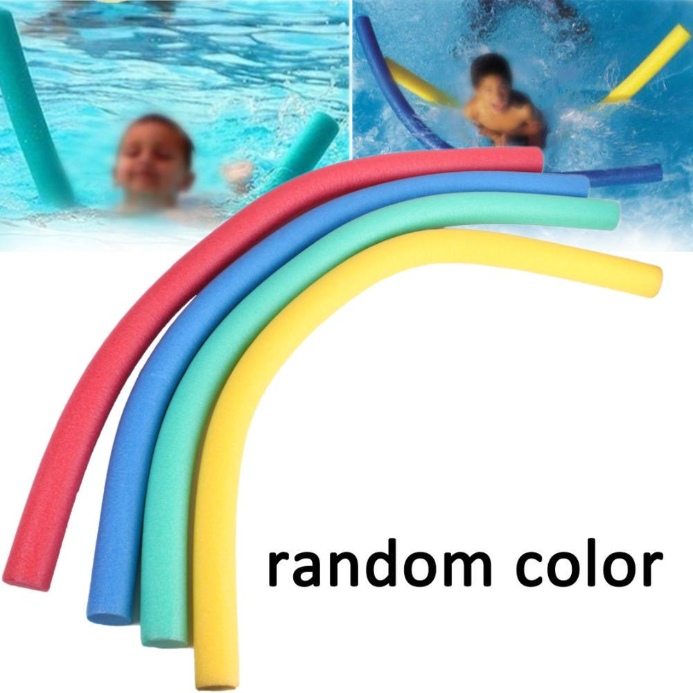 2 Pcs Floating Swimming Pool Noodles Water Buoyant Float Buoy Swim Aid Tool