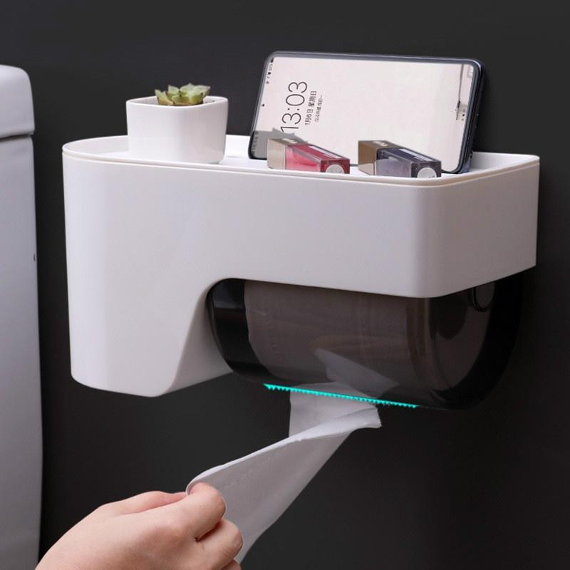 Waterproof Toilet Roll Tissue, Tissue Holder Bathroom