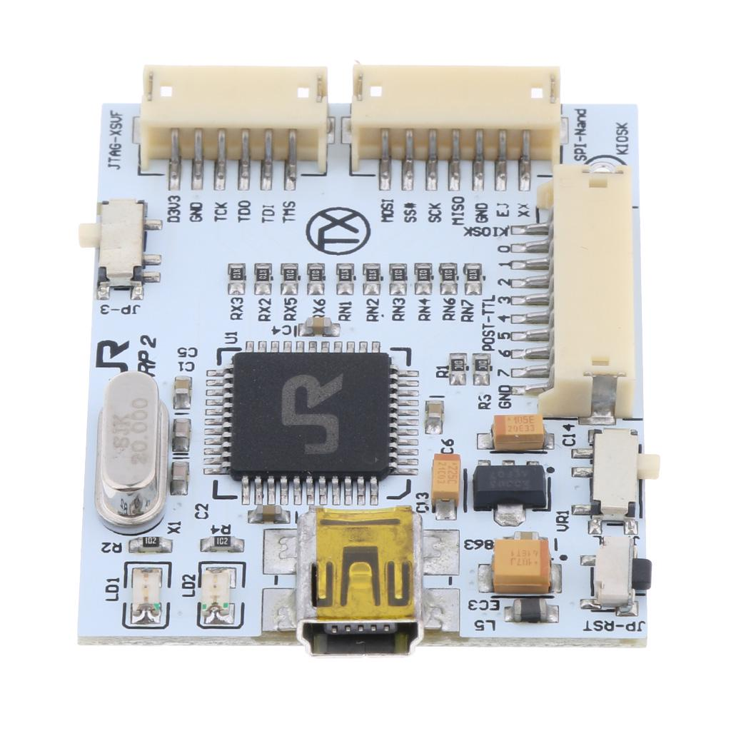 Xecuter JR Programmer V2 NAND SPI with 3 Cable Set for Xbox 360 Fat/Slim