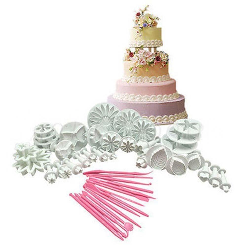 Hauptküche Kuchen dekorieren Puderzucker Kolben Tools Werkzeuge ...