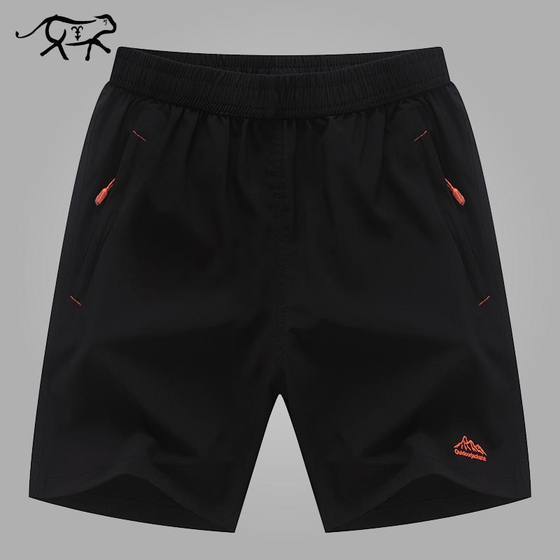 Быстрый сухой шорты летние Шорты мужские моды мужчин потерять пляж мужской Boardshorts плюс размер 7XL 8XL 9XL – купить по низким ценам в интернет-магазине Joom