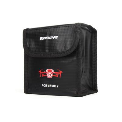 For DJI MAVIC2 PRO ZOOM Drone Explosion-proof LiPo Battery Safety Bag Protective