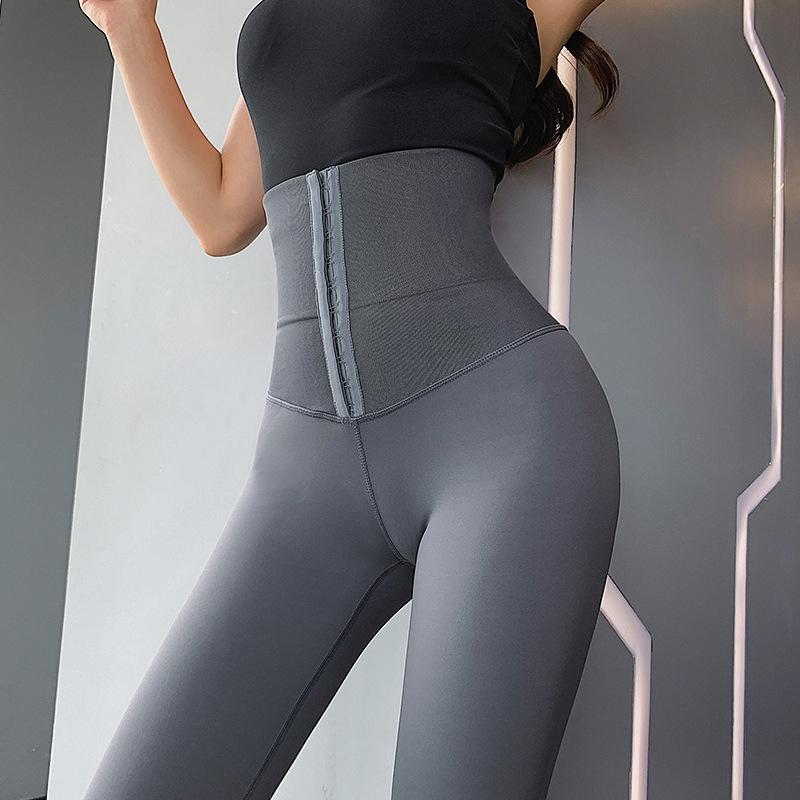 Seawhisper Gym Leggings Women High Waisted Ladies Sport Running Leggings Warm Size 8 10 Black