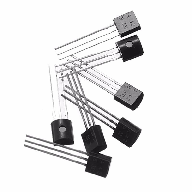 300pcs 15 Values To 92 Transistors Pack Transistor Assortment Kit