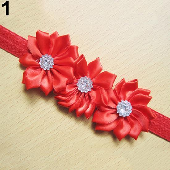 Sanwood/® Baby Girl Headband Bowknot Flower Headdress Type 6