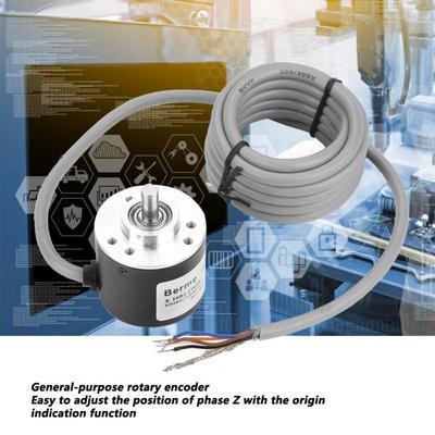 E6B2-CWZ6C Incremental Rotary Encoder General-purpose Encoder with Diameter  of 40mm