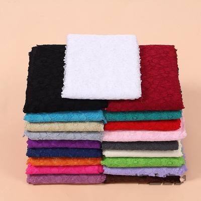 1 Yard Elastic Lace Trim Ribbon Sewing DIY Handicrafts