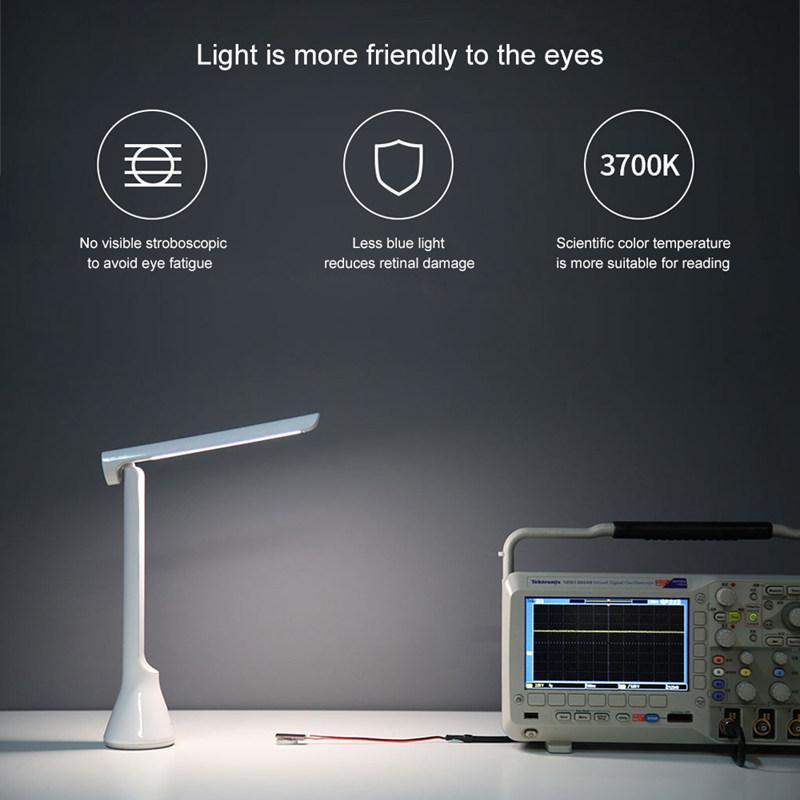 Original Xiaomi Mijia Yeelight, Folding Desk Lamp Dimmable