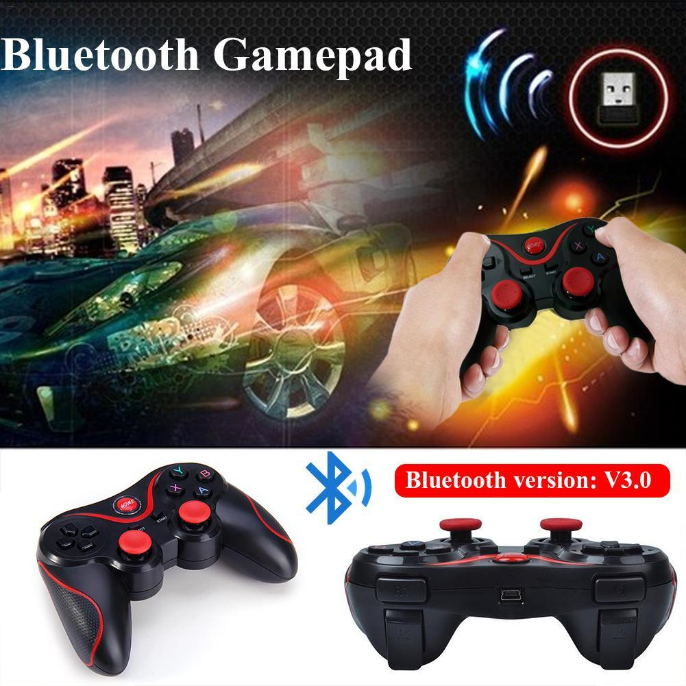 T3 Bluetooth Wireless Gamepad S600 Stb S3vr Game Controller Joystick Ipega Mobile Gaming 30 For Android And Ios Pg 9021 Black 1 Of 10