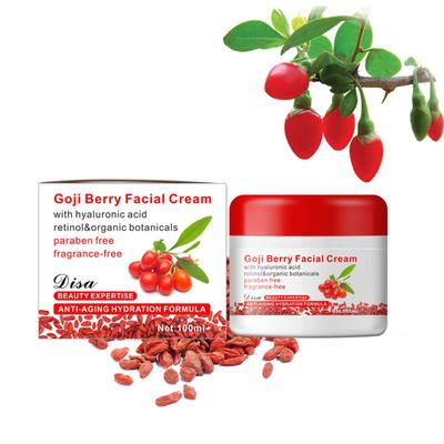 TFN Hyaluronic Acid Wolfberry Face Cream Wolfberry Medlar