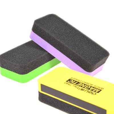 Magnetic Whiteboard Dry Wipe Eraser Rubber Cleaner Delivery Free P4I2