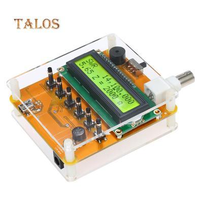 MR300 Digital Antenna Analyzer Bluetooth Shortwave Meter Tester 1