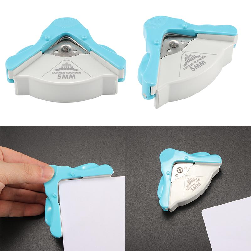 R5mm Corner Rounder Paper Punch Card Photo Cutter Cutting Tool Card Making