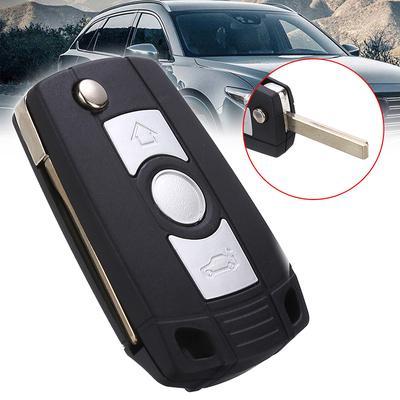 Z M Series Keys X Key Fob Keyless Entry Remote Shell Case /& Pad fits BMW 3 7 5
