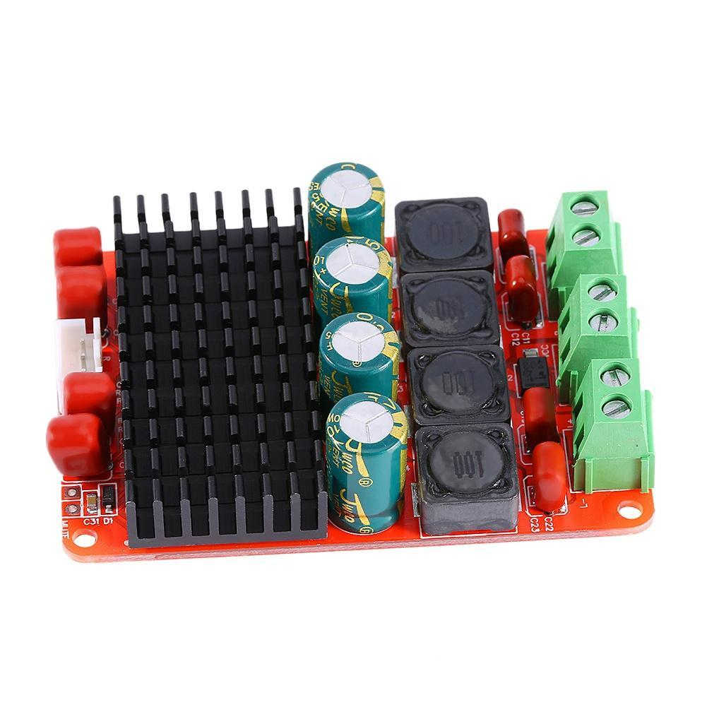 Tpa3116 50w2 Audio Amplifier Board Pbtl Single Dual Channel Power Details About 12v Mini Hifi Pam8610 Stereo Circuit 1 Of 6