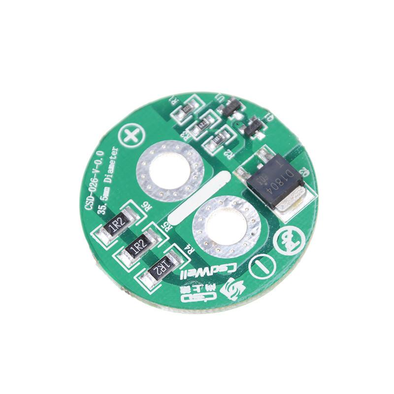 Hot Sale 2.7V 500F super capacitor 3.5cm Balancing Protection Board EC