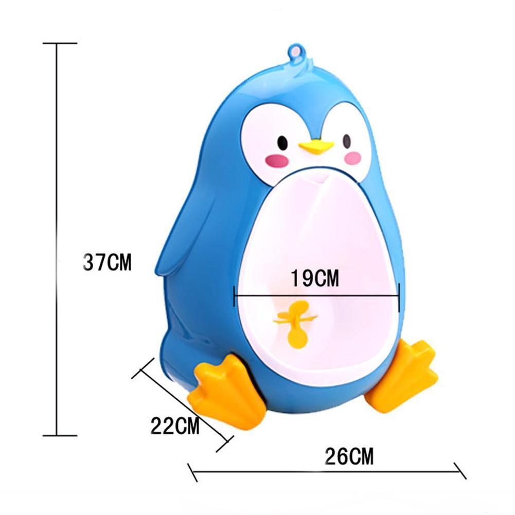 Baby jungen Pinguin Toilette Töpfchen Kinder Kleinkind Urinal Bad ...