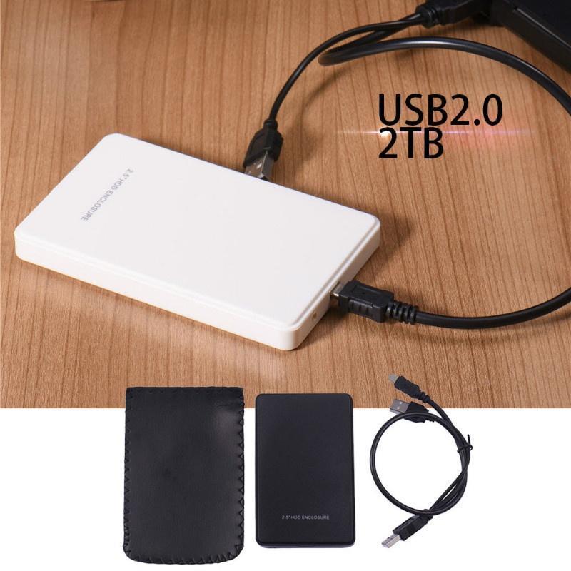 """Win8 LINU and MAX HD HDD Hard 2.5/"""" SATA BOX USB2.0 SATA BOX for XP Win7"""