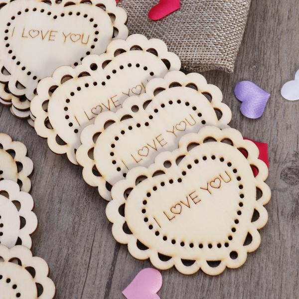 10 x madera formas de calabaza regalo etiqueta arte tarjeta scrapbook adorno favores