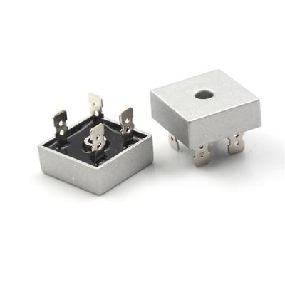 2pcs KBPC 5010 50 A 1000 V Metal Case Pont Redresseur SEP