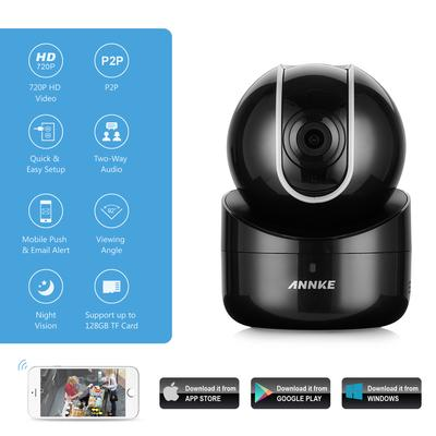 ANNKE 720P Smart Wireless PT Camera Effortless Home and