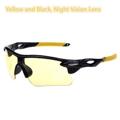 93757d4ee3 Gafas de ciclismo hombres gafas gafas gafas de sol deportivas mujeres  bicicleta moto conducir pesca sol