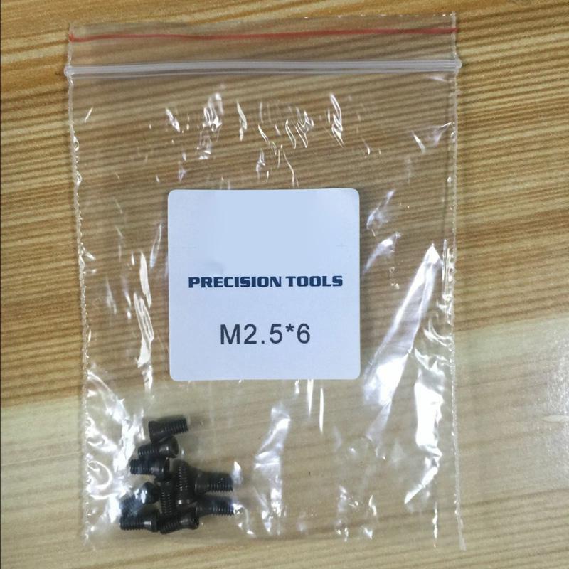 10pcs M4 x 16mm Insert Torx Screw for Carbide Inserts Lathe Tool CNC
