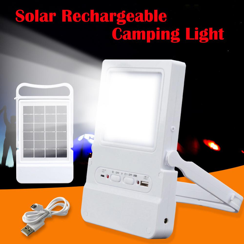 Brand New Solar and  Hand  Rechargeable Camping Fishing 12 LED Lantern Torch