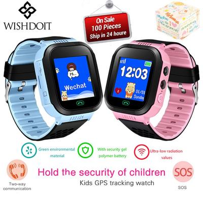 Watches Learned Smart Watch Kids Bangwei New Child Anti-lost Smart Watch App Link Mobile Sos Call Lbs Tracker Children Intelligent Wristband