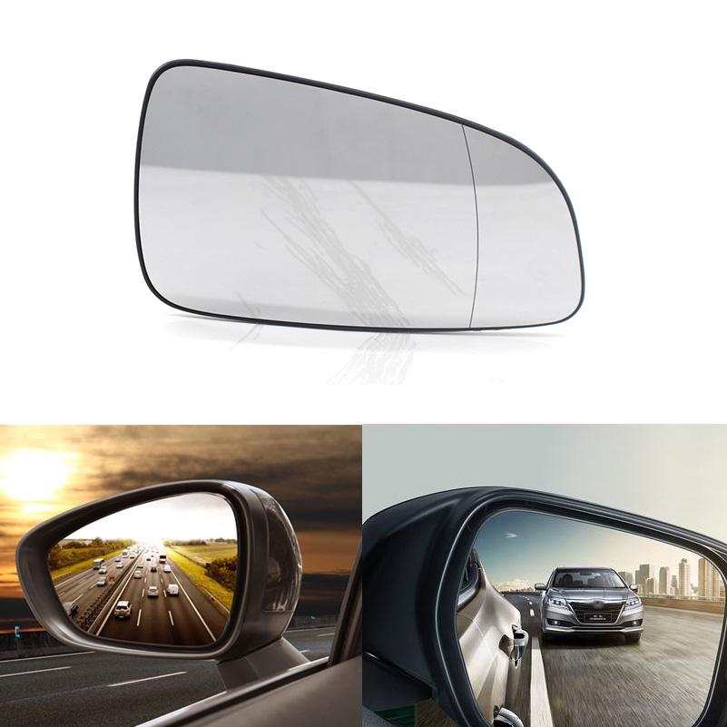 Vauxhall Astra-H MK5 Left Side passenger Heated Door Mirror Glass 04-09