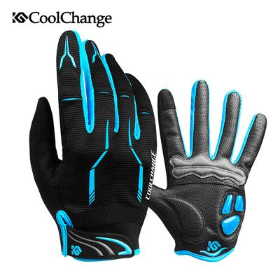 Cycling Motorcycle Gloves Windproof Winter Warm MTB Bike Full Finger Touchscreen