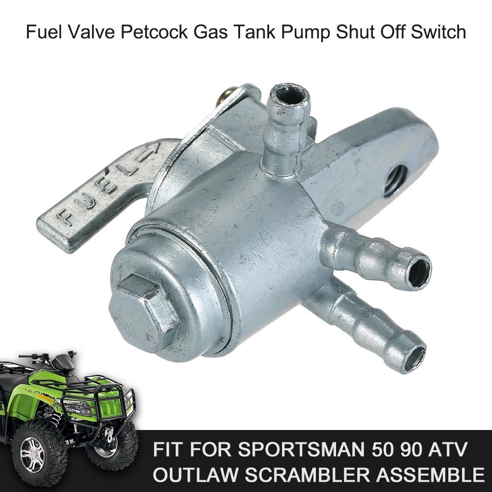NEW OEM 2 Gas Fuel Filter Polaris 50 Predator 50 Scrambler 50 Outlaw
