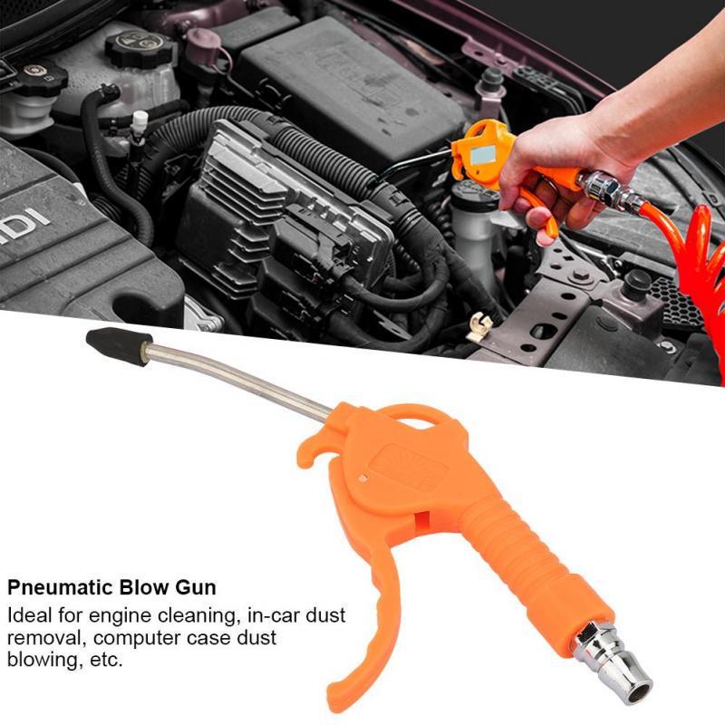Professional Car Truck Air Pressure Spray Dust Blow Gun Washing Cleaning Tool